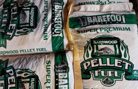 Hardwood Pellet Fuel