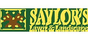 Saylor's Lawn & Landscape Logo