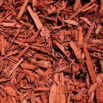 Red Dyed Cedar Mulch