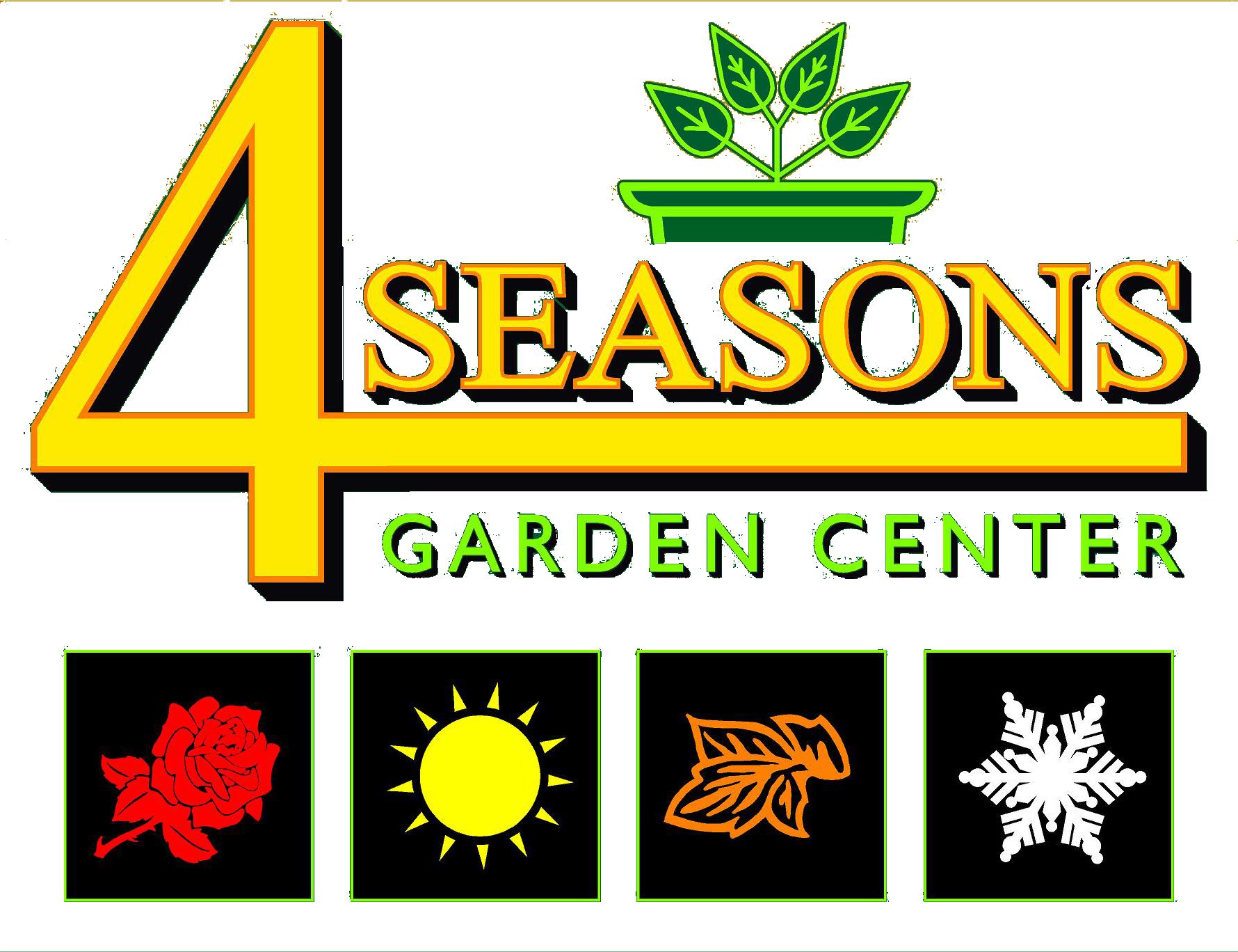 4 Seasons Garden Center Logo