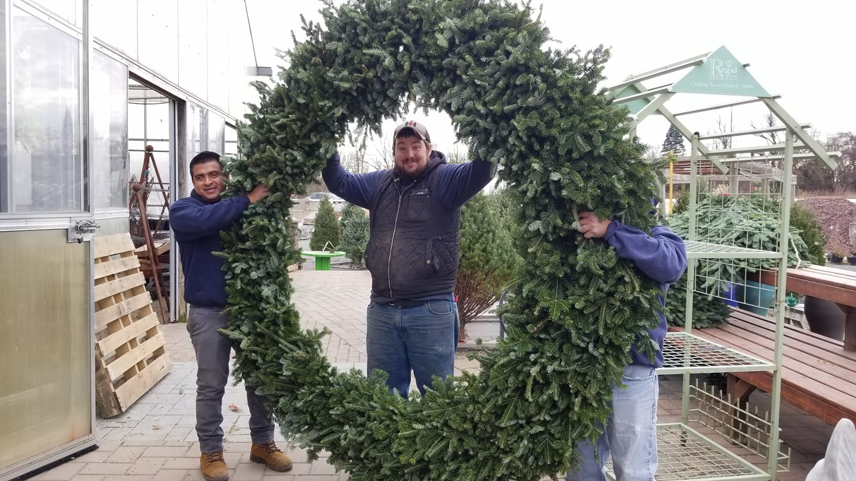 Massive Wreath